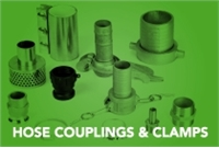 Hose Couplings & Clamps